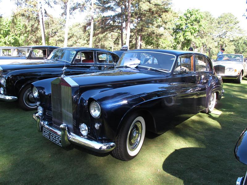 1955 RR Silver Cloud I - Freeston & Webb - SWA48 - Galvan