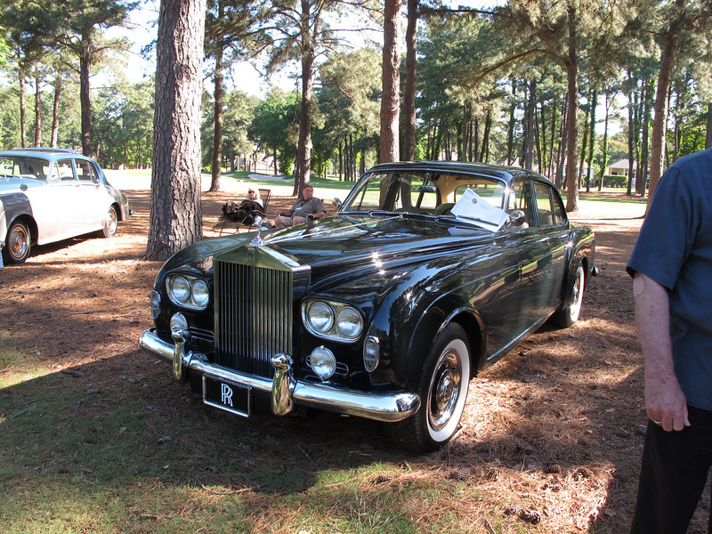 1964 RR Silver Cloud III Continental Flying Spur - LSHS353C - Mouton