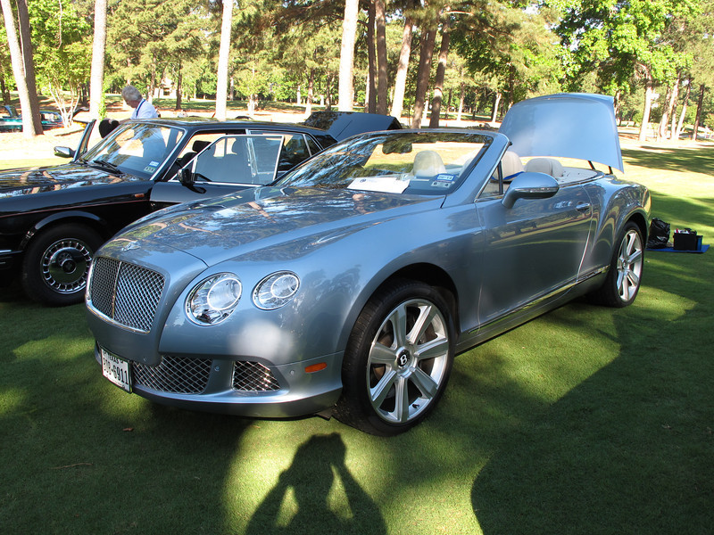 2013 Bentley Continental GTC - Koger