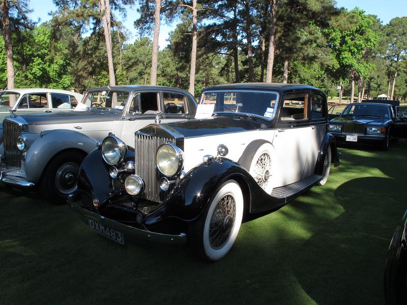 1936 RR 25/30 Thrupp & Maberly - GWN32 - Handel
