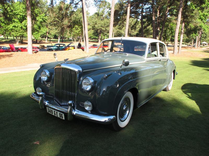 1957 Bentley S1 - B119EK - Pearce