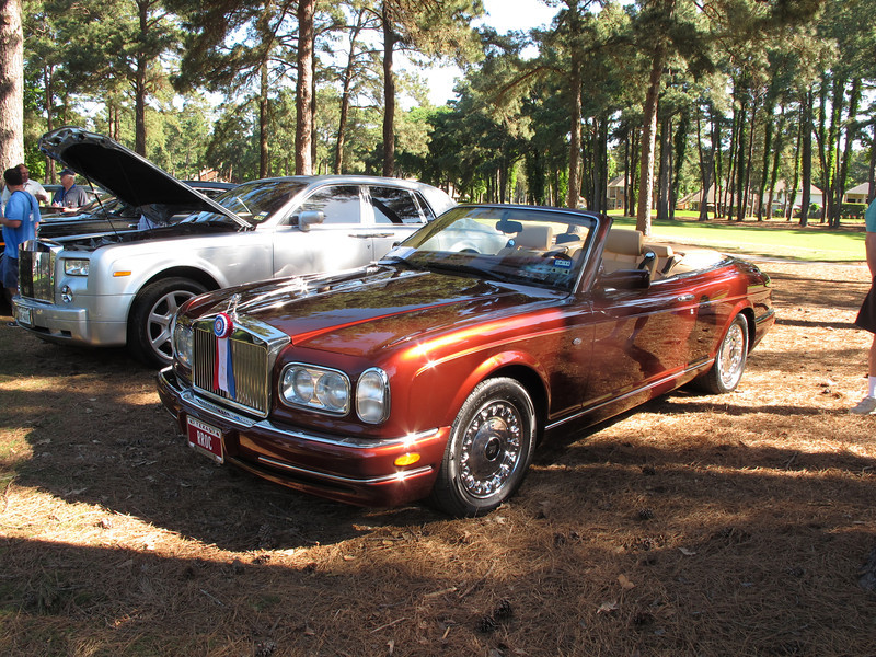 1999 Bentley Azure - Ober