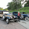 A few of the great cars at the Annual RR & Bentley Club get together at Seven Springs, PA