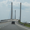 One of the new bridges along the coast of VA and NC