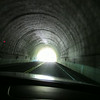 Light at the end of the tunnel, so they say.<br /> One of many tunnels on the Blue Ridge Parkway