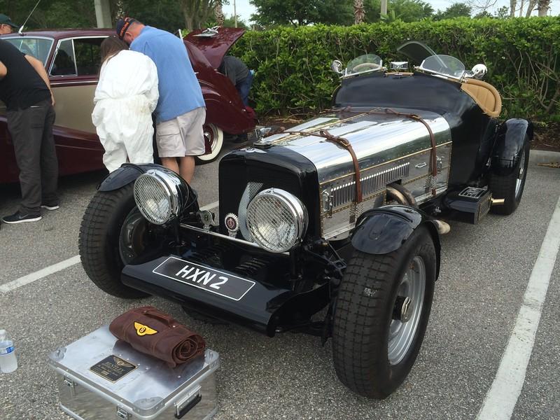 1946 Bentley Mark VI - B46AK