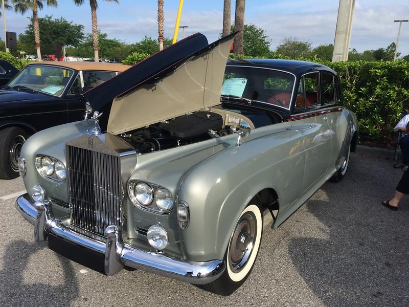 1964 RR Silver Cloud III - LSGT231 - MPW