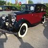 GH08 - RR 1937 25/30 Park Ward Limo