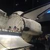 NASA Cape Canaveral display of Shuttle Atlantis