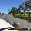 1947 RR Silver Wraith - WGC67 - H.J.Mulliner motoring to Orlando.
