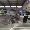 Mustang P-51 undergoing yearly maintenance checks.