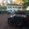 Monday Dawn Patrol Breakfast - Foreground - 1923 RR Silver Ghost - 29LK - Barker - Back - 1914 RR Silver Ghost Alpine Tourer - 18PB