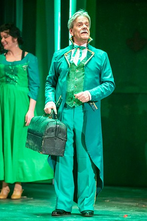 Robidoux Resident Theater's production of Wizard of Oz at Missouri Theater, St. Joseph, Mo., Feb. 18, 2019. Patrick Evenson | Coverage Photography