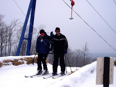 March 2005 Ski Trip