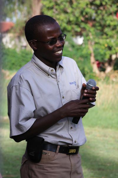 Moses Ngania - WMI Staff Kenya<br /> Plateau Mission Hospital Plateau Mission Hospital