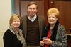 Betty Ward, Dr. Ravenel, Mary Ann Silver