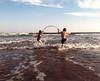 2nd Prize: People<br /> Sorin Florea - Beach Scene