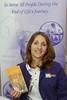 Dana Toth - Odyssy Hospice<br /> Volunteer Fair