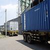 En weer overpakken in een Indonesische container, reden ????