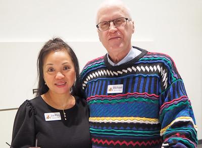 Jian Ping & Michael McKelvey.