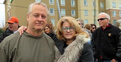 Bill and Christina Winn.