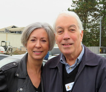 Rick and Beth Peterson.