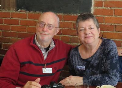 Burghard & Kathy Linn.
