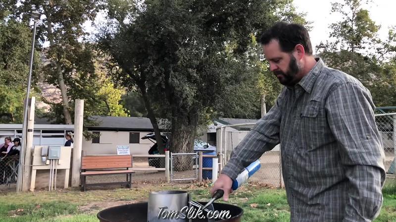 Chris Calvert cooks RSR Fun Show 2018 1080p