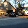 We stayed in the motorhome.  Deluxe accomodations in my book.