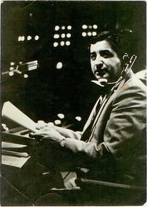 Ruben Salazar, KMEX Spanish-language television station, Los Angeles, CA, 1970