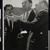 Ruben Salazar with Vice President Richard Nixon and Ernest E. Debs, Los Angeles County Board of Supervisors, Los Angeles, CA, 1960 [front]