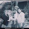 Ruben Salazar and his family at the Los Angeles Zoo, Los Angeles, CA, ca. 1963 [front]