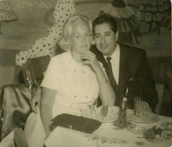 Sally and Ruben Salazar, ca. 1960-1970
