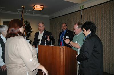 Volunteer Recognition Dinner February 2007