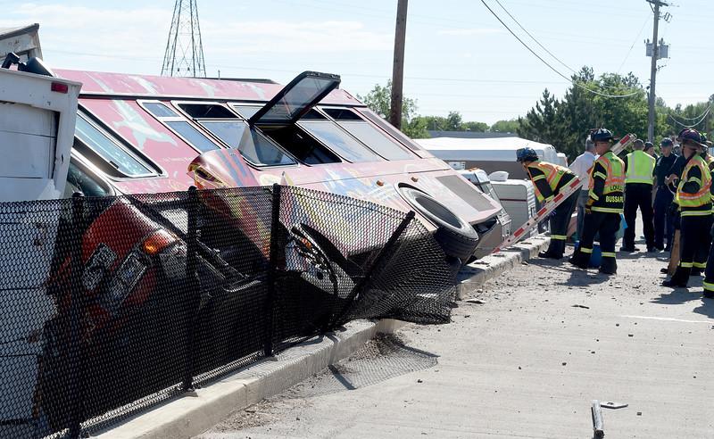 RTD Bus Crash in Boulder