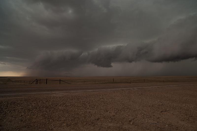 The Storm - Near Balko, OK