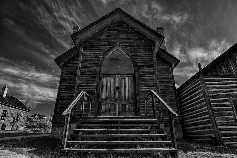 Ornate - Bannock State Park, MT