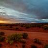 Desert Rain - Moab, UT