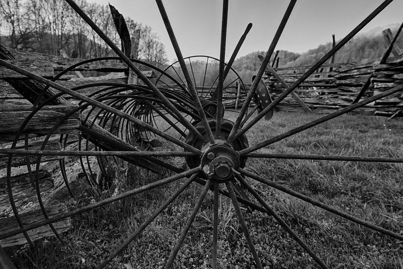 Hub - Great Smoky Mountains National Park, NC