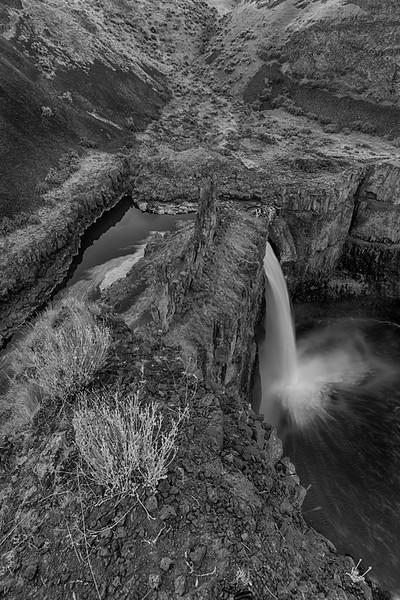 The Falls - Palouse Falls State Park, WA