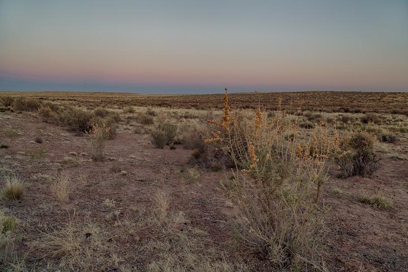 Night Rising - Winslow, AZ