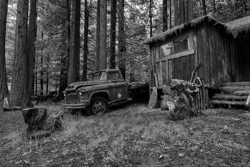 Nobody Home - Near Cummings, CA