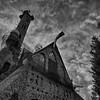 Bishop's Castle, Entrance - Near Rye, CO