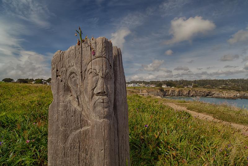 Facing the Sea - Monterey, CA