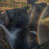 Double Rainbow - Palouse Falls State Park, WA