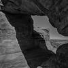 Desert Window - Arches National Park, UT