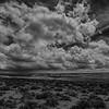 Storm on the Horizon - Near Kemmerer, WY