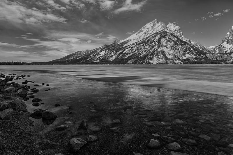Jenny Lake  - Grand Teton National Park, WY