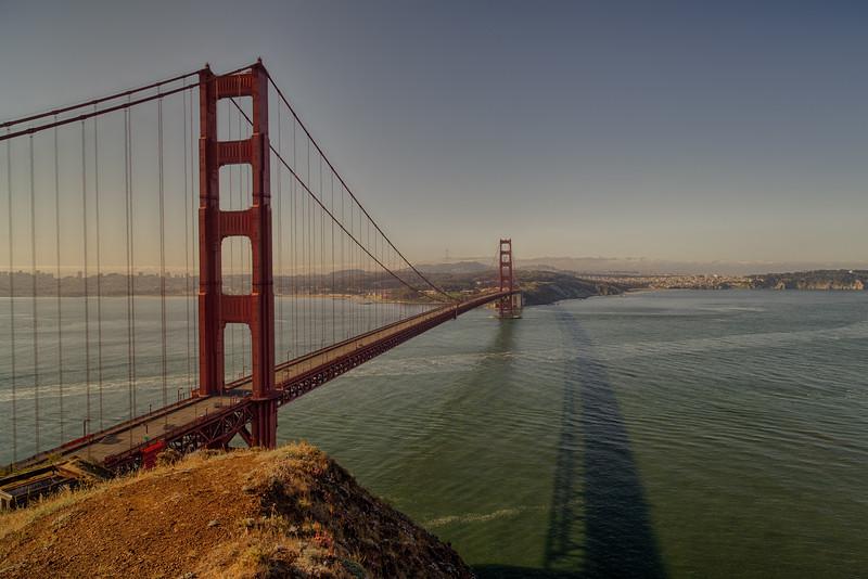Golden Gate - Marin Highlands, CA