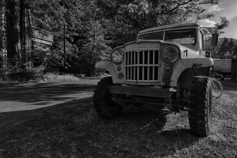 Original Willys - Scotia, CA